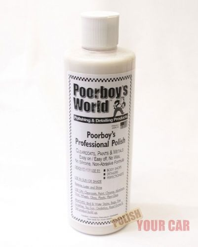 Poorboys Super Swirl Remover Polish SSR2